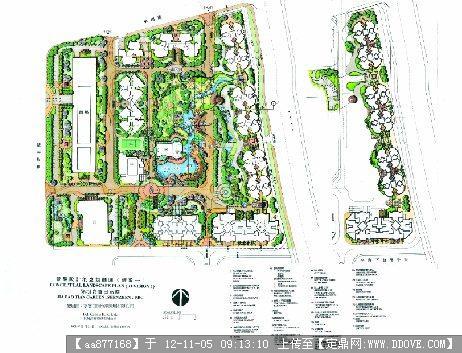 深圳嘉宝田花园景观设计方案-bca