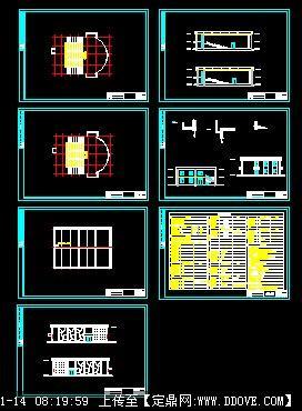 小型电影院设计图展示