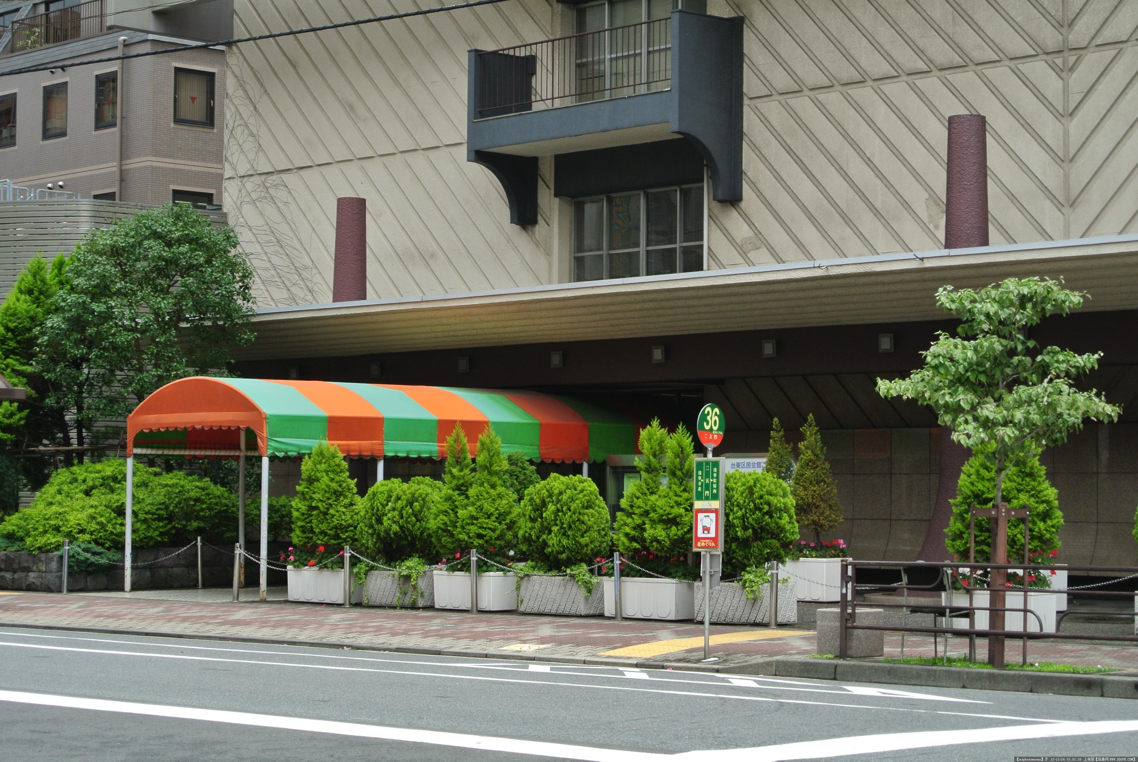 日本街头景观照片