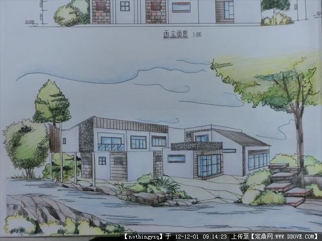 大二小别墅设计方案