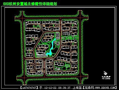 小区规划设计图纸的下载地址