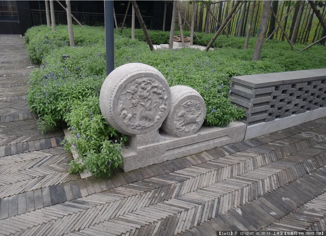 北京万科如园庭院的图片浏览,园林项目照片,庭院,园林