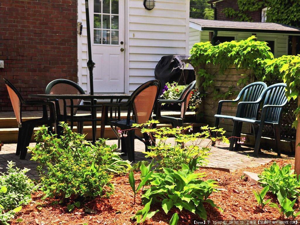 Patio Furniture 花园景观设计实景图的图片浏览 高清图片