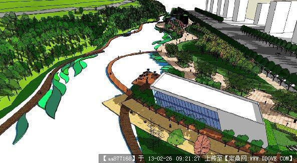 浙江某水系景观深化方案设计整套文本