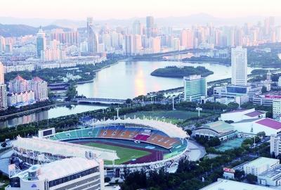 厦门:体育中心将改造为开放式体育公园 - 园林资讯