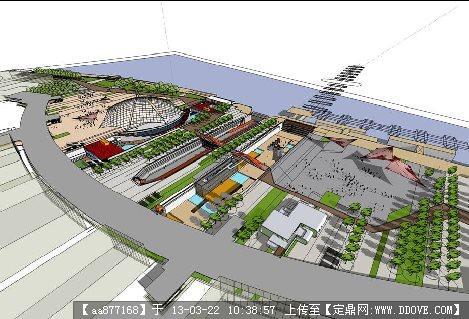 某江南廣場景觀設計方案調整匯報整套方案文本