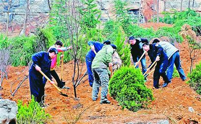 济南:打赢清明森林防火歼灭战保护生态文明建设成果