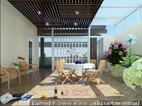 3dmax渲染效果 3dmax室内客厅效果图渲染实例高清图片