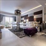 万达某项目A2户型室内装饰设计整体大场景3DMAX模型