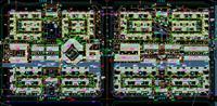建筑、小区方案图