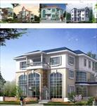 别墅设计图纸与效果图大全